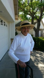Senior Home Care in Roseville Ca - Regina a happy client - Anytime Anywhere Senior Care