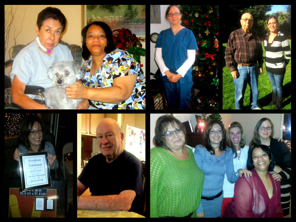 Our Caregivers - Trained, Talented and Compassionate - Anytime Anywhere Senior Care